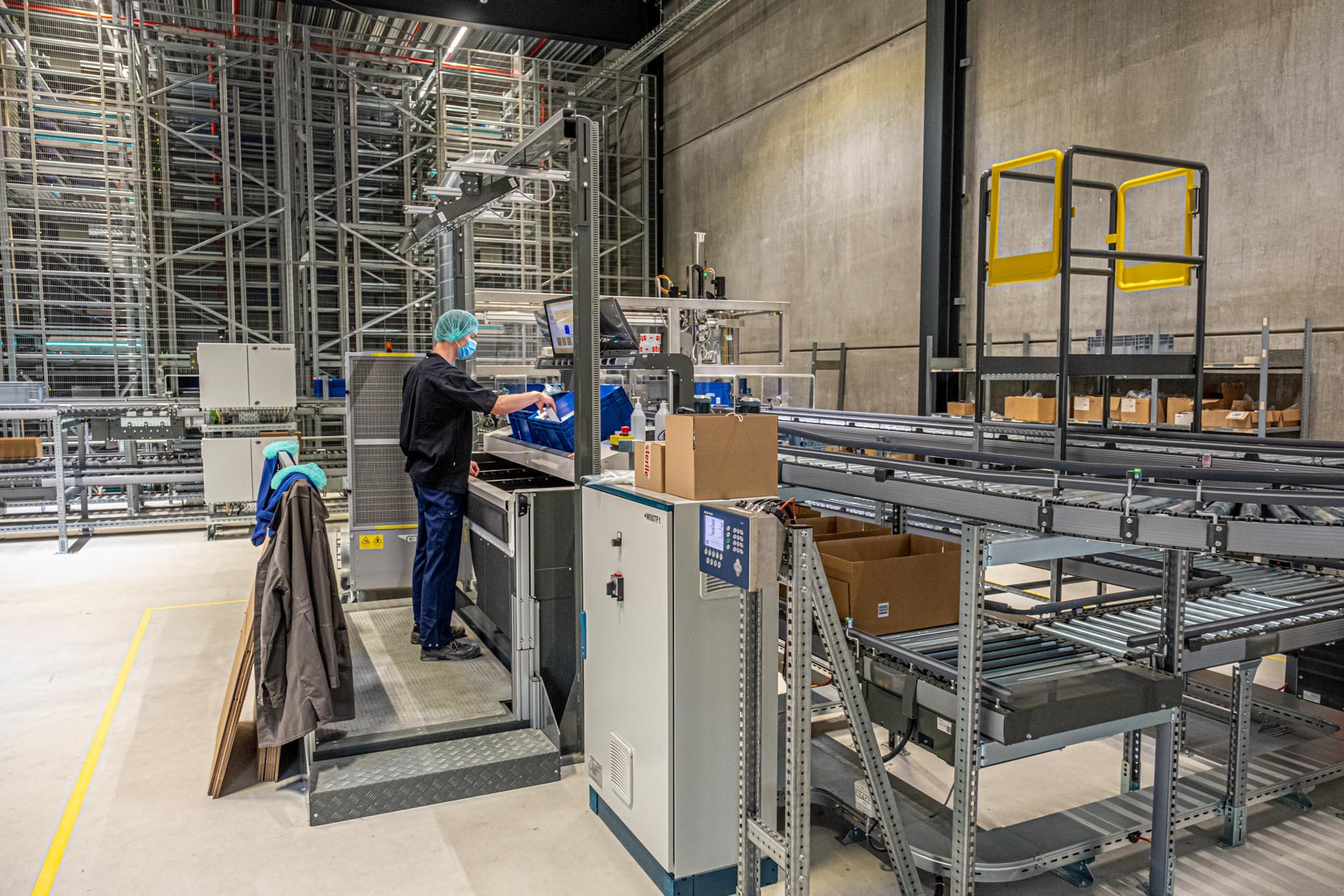automatlager - Region Midtjylland - DKI