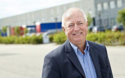 DKI Logistics stifter har 20-års jubilæum