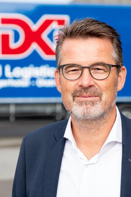 Jesper Skjødeberg - vicedirektør - DKI