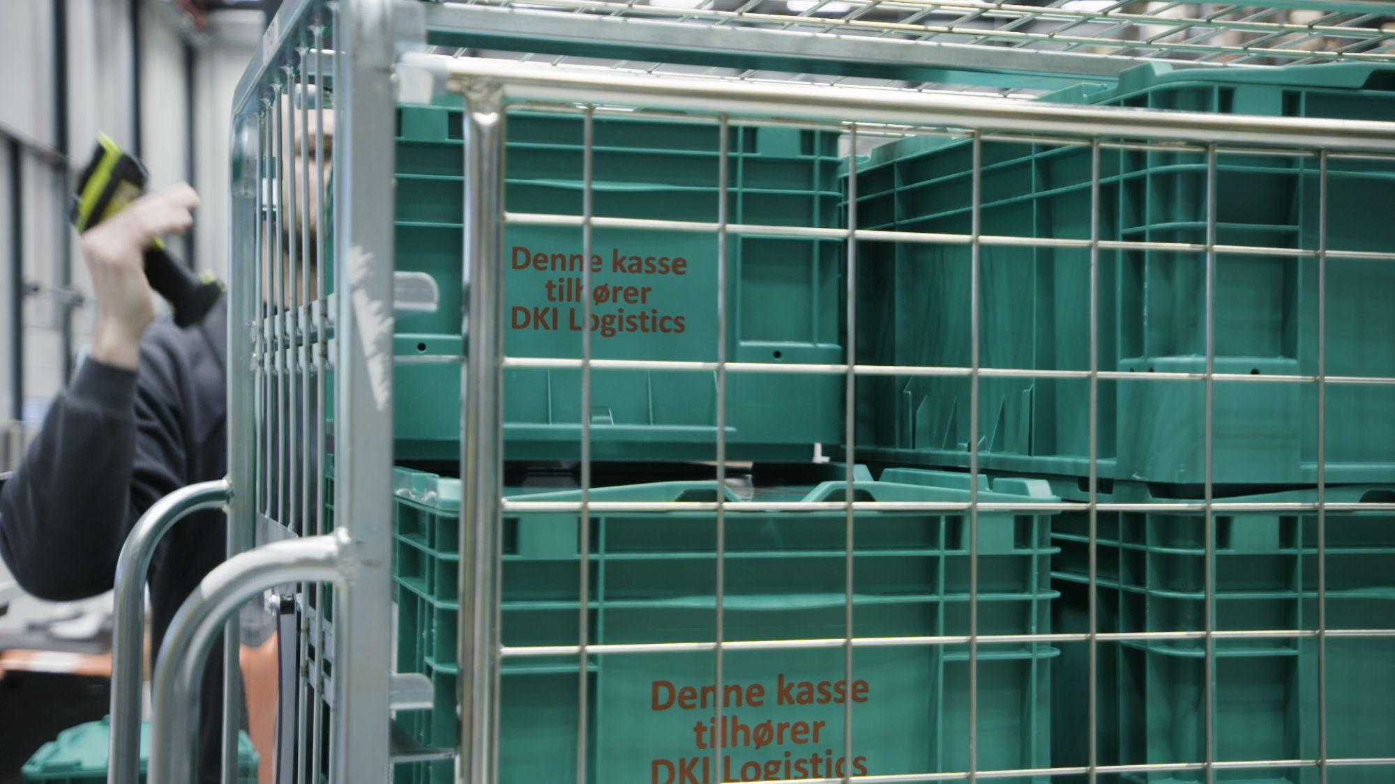 DKI Logistics A/S åbner 15. august en afdeling i Herning.